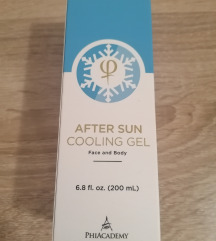 After Sun Cooling Gel Phi Academy