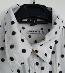 Terranova košulja na tufne