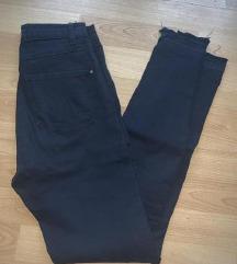 Waikiki crne duboke pantalone-VIKEND AKCIJA
