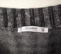 PULL&BEAR pencil suknja