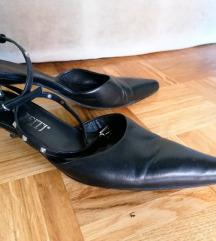 Made in Italy kožne sandale 👠