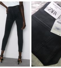 Rezzz Zara premium high waist skinny jeans NOVO