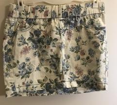 Mini suknja Zara