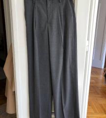 Sive svecane pantalone