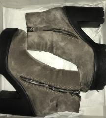 Atraktivne čizme (koža)