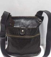 ROOTS Italy torba prirodna 100%koža 32x30