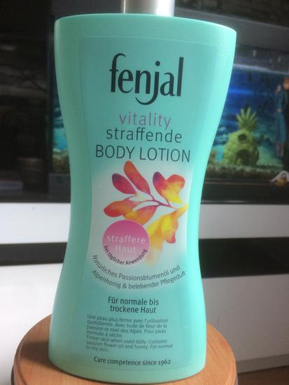 Fenjal body lotion