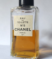 Vintage Chanel 5 EDT