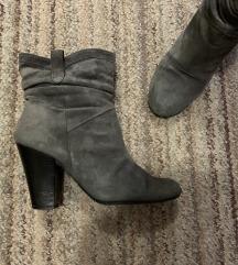 Bata sive cizme 38
