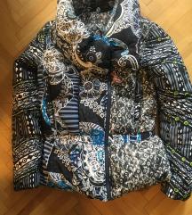 Desigual original zimska jakna kao nova