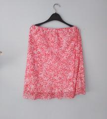 Prelepa floral suknja NOVO, RASPRODAJA