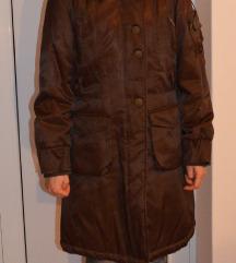 Braon zimska jakna