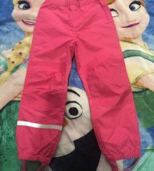 Pantalone za kišu/sneg,vel.122.Kao nove.