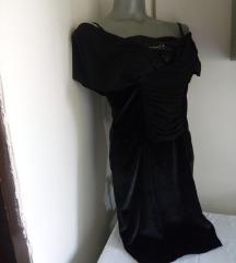 Robin crna plis i sljokice S