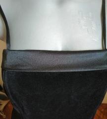 Mala, crna plišana haljina  NEXT