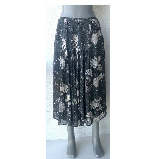suknja svilena vintage broj 40