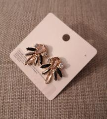 🍓 [NOVO] H&M kristalne minjuše
