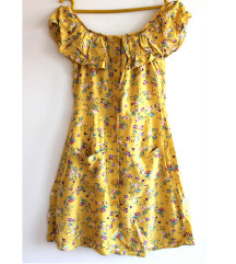 LC Waikiki floral print haljina