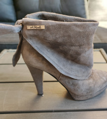 Andrea Morelli italijanske čizme na štiklu