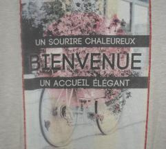 MAJICA  bicikl L