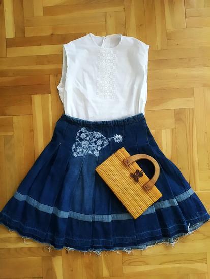 Teksas suknja by TODOR