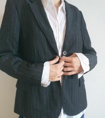Tamno sivi sako