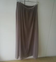 Drap lepršava, duga suknja