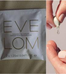Evelom Cleansing Oil Capsules nov tester, original