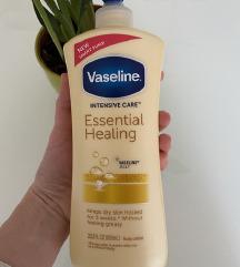 Vaseline Essential Healing 600ml mleko za telo