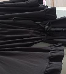 RASPRODAJA Crna haljina 500