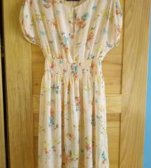 Zara haljina floral