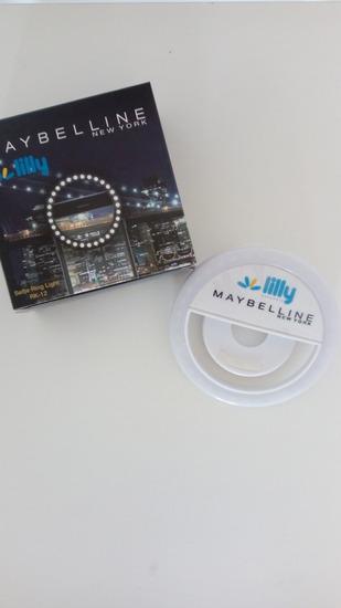 Maybelline selfie ring light