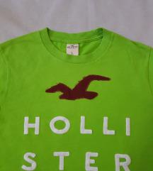 Hollister original muska zelena majica
