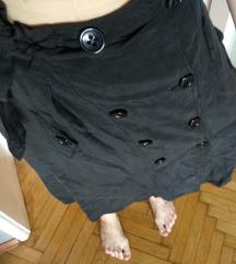 sale - turska Lanena wrap suknja - NOVO
