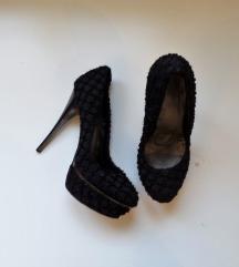 SNIZENJE Cipele 38 (24.5cm) kao nove