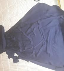 Italijanska prijatna leprsava haljina M