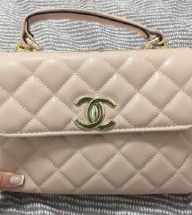 Replika 1:1 Chanel torbe, koža