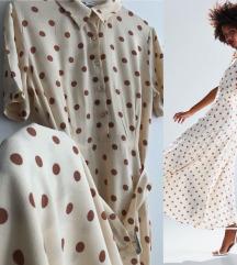 Zara haljina na tufne