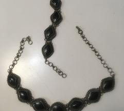 Set nakita- ogrlica i narukvica