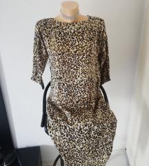 leopard 🐆 svilena haljina