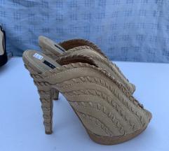 ZARA papuce 38