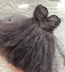 Maturska korset haljina S/M