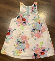 Letnja cvetna majica, nova sa etiketom