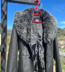 Italijanska kozna jakna Fratteli od telece koze