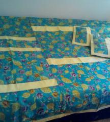 Prekrivač dubl, NOVO, +2 jastucnice