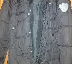 Crna muška jakna NO EXCESS