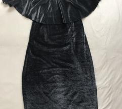 Plišana haljina