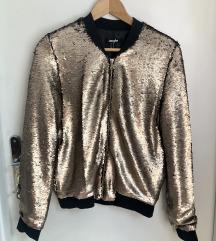 Zlatna jakna sa diskićima