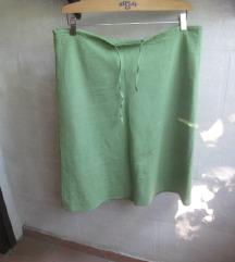 lan suknja