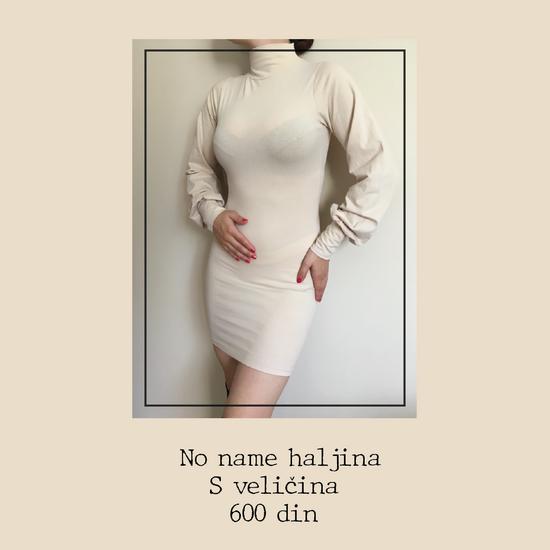No name haljina